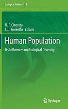 Human population : its influences on biological diversity
