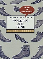 Setting the style : wording and tone