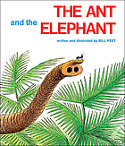 The ant and the elephant.