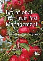Biorational tree fruit pest management