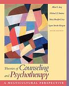 Theories of counseling and psychotherapy : a multicultural perspective
