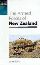 The armed forces of New Zealand