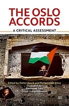 The Oslo Accords : a critical assessment