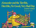 Alexander and the terrible, horrible, no good, very bad day. (Reading Rainbow, 14.)