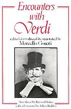 Encounters with Verdi