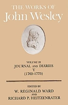 The works of John Wesley. Volume 22, Journal and diaries V : (1765-75)