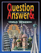 Question & answer encyclopedia : world wonders