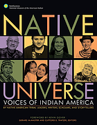 Native universe : voices of Indian America