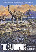 The Sauropods : evolution and paleobiology