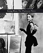 Irving Penn : platinum prints