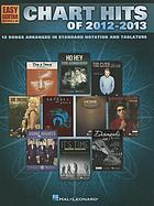 Chart hits of 2012-2013.