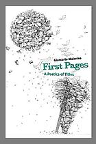 First pages : a poetics of titles