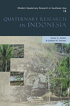 Quaternary research in Indonesia