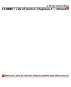 Current care of women : diagnosis & treatment