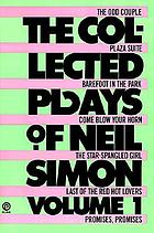 The collected plays of Neil Simon Volume I