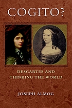 Cogito? : Descartes and thinking the world