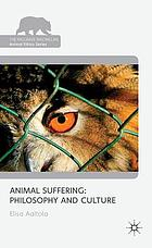 Animal Suffering.