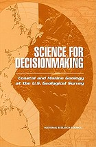 Science for decisionmaking : coastal and marine geology at the U.S. Geological Survey