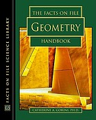 The facts on file geometry handbook