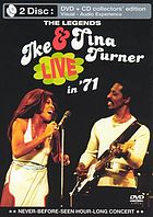 The legends Ike & Tina Turner live in '71