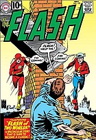 The Flash. Volume two