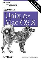 Learning Unix for Mac OS.