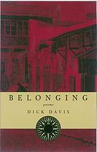 Belonging : poems