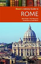 Bloom's literary guide to Rome