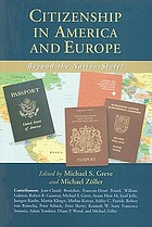 Citizenship in America and Europe : beyond the nation-state?