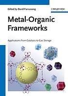 Metal-Organic Frameworks : Applications from Catalysis to Gas Storage.