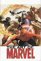 The art of Marvel
