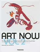 Art now : the new directory to 136 international contemporary artists