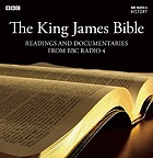 The King James Bible readings and documentaries from BBC Radio 4