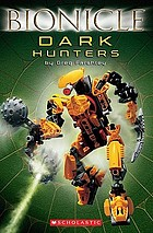Bionicle dark hunters