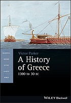 History of greece.