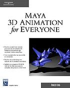 Maya 3d animation for everyone.