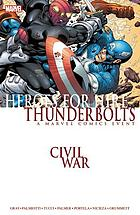 Civil war : Heroes for hire/Thunderbolts