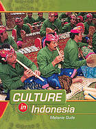 Culture in Indonesia