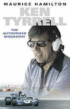 Ken Tyrrell : the authorised biography