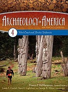 Archaeology in America : an Encyclopedia [Four Volumes].