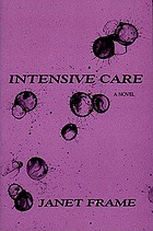 Intensive care; a novel.