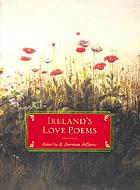 Ireland's love poems : wonder and a wild desire