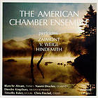 The American Chamber Ensemble.
