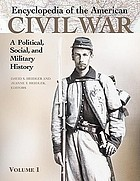 Encyclopedia of the American Civil War. 2 : A political, social, and military history