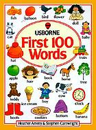 The first hundred words
