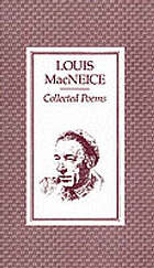 The collected poems of Louis MacNeice