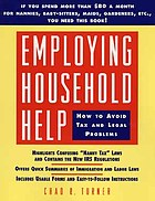 Employing household help : how to avoid tax and legal problems
