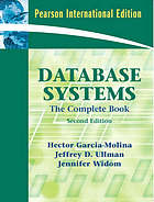 Database systems : the complete book