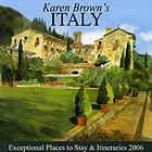 Karen Brown's Italy 2006