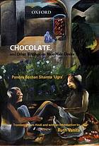 Chocolate, and other writings on male-male desire